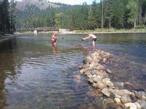 The Swimmin Hole