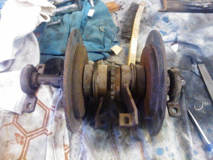 The Clutches & Brakes