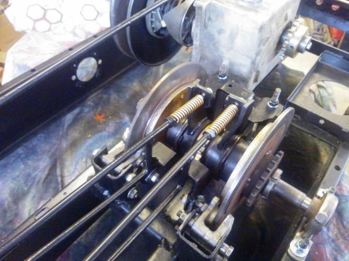 Clutch / Brakes