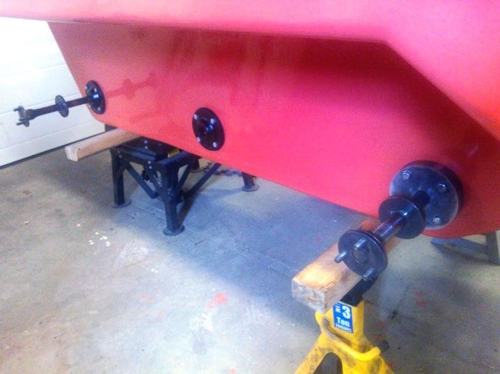 Axle Seals / Bearings