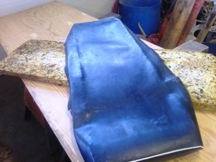 Seat cover & foam