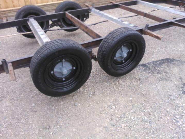 New ish tires