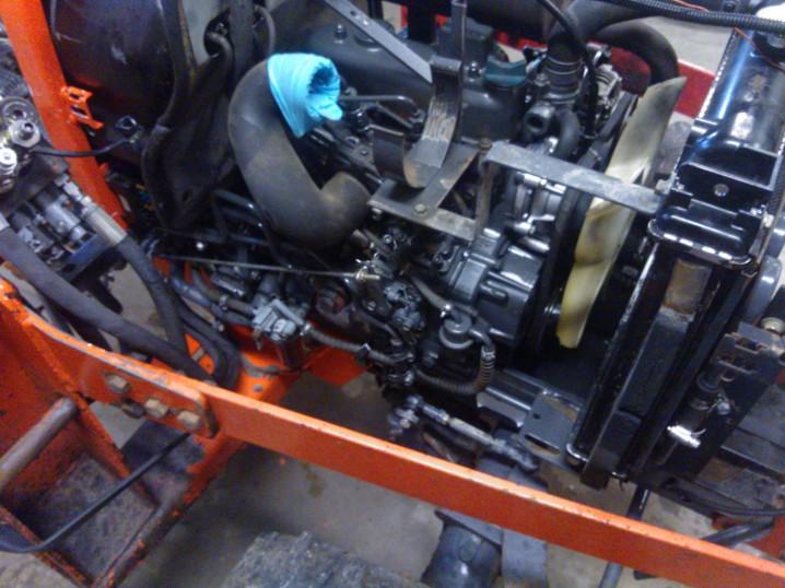Clean Motor
