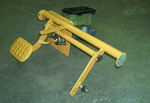 Hydraulic brakes !