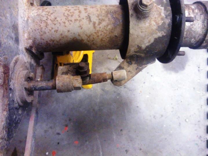 steering hub